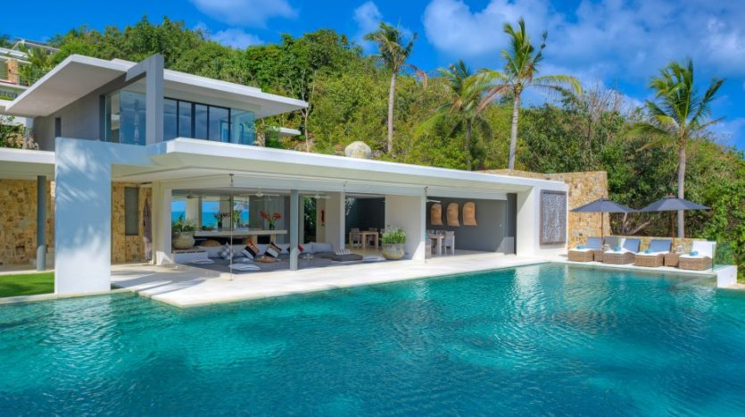 Another beautiful example of our Koh Samui villas