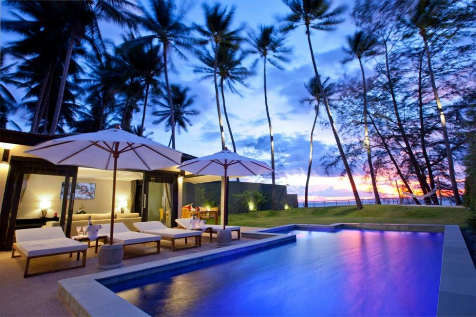 Nikki beach resort for Design hotel koh samui